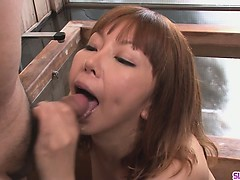 A japanese group sex video with MILF Minami Kitagawa