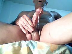 Wonderfull Masturbating And Big Orgasm..!!!