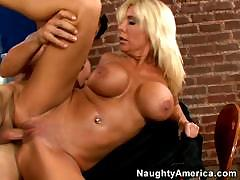 Misty Vonage In Search Of Biggest Dick