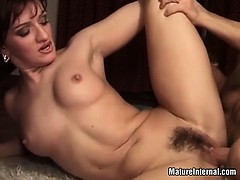 Sexy Milf Looks Hot And Enjoy In Hot Cock