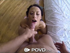 povd-brunette-babe-gets-more-than-popcorn-in-her-mouth