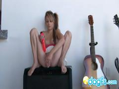 tatttoed-emo-teen-laney-playing-with-her-dildos