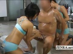 cfnm-japan-sauna-ladies-wash-client-and-give-handjob