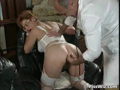 Mature couple love dirty sex and taste part2