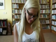 pretty-bookworm-babe-fucked-and-facialed