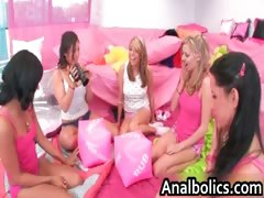 Five Teen Friends Doing A Sexy Truth Part1