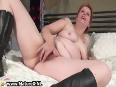 mature-mom-laying-on-the-bed-and-rubbing-part4