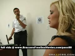 superb-blonde-girl-arrive-at-airport-customs